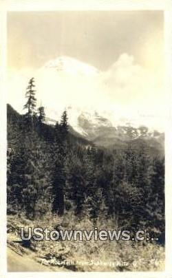 Real Photo - Sublimity Vista, Washington WA Postcard