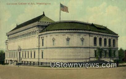 Corcoran Gallery Of Art - Misc, Washington WA Postcard
