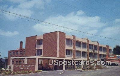 Good Samarita Hospital - Puyallup, Washington WA Postcard