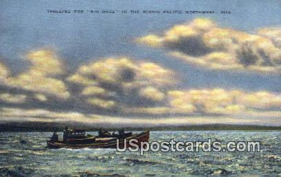 Pacific Northwest, WA Postcard      ;      Pacific Northwest, Washington