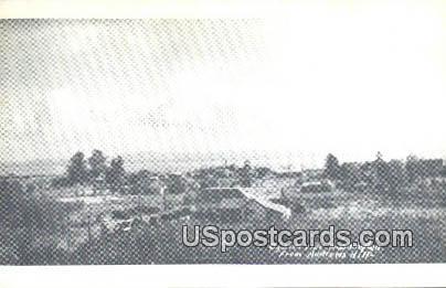 Andrews Hill - Oysterville, Washington WA Postcard