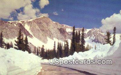 Pacific Northwest Highway, Washington Postcard     ;      Pacific Northwest Highway, WA