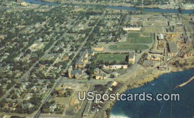 Gonzaga University - Spokane, Washington WA Postcard