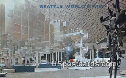 World Fair - Seattle, Washington WA Postcard
