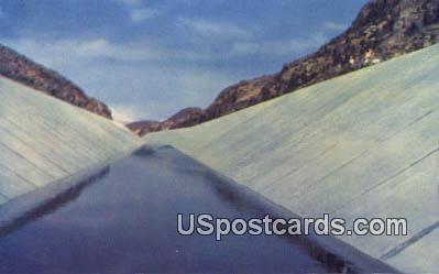 Main Canal - Columbia River Basin, Washington WA Postcard