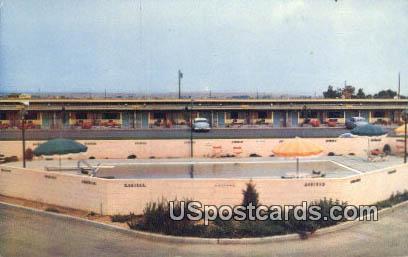 Black Angus Motel - Kennewick, Washington WA Postcard