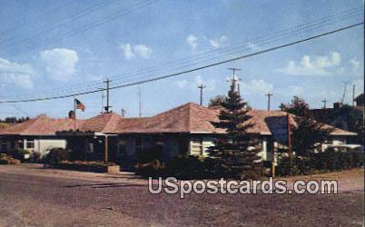 Kozy Rest Motel - Seattle, Washington WA Postcard