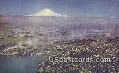 Tacoma, WA Postcard      ;      Tacoma, Washington
