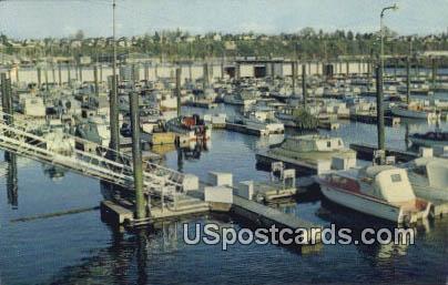 Everett, WA Postcard      ;      Everett, Washington