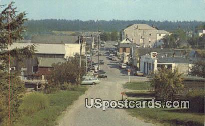 Coupeville, Washington Postcard     ;      Coupeville, WA