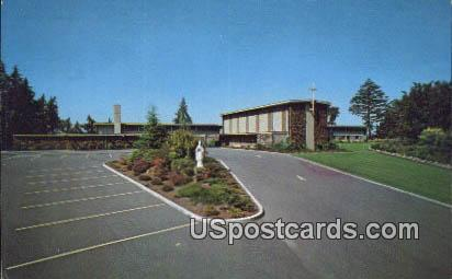 The Palisades - Seattle, Washington WA Postcard