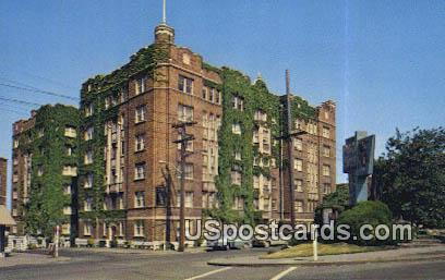 Biltmore Apartments - Seattle, Washington WA Postcard