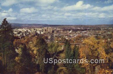 Spokane, WA Postcard      ;      Spokane, Washington