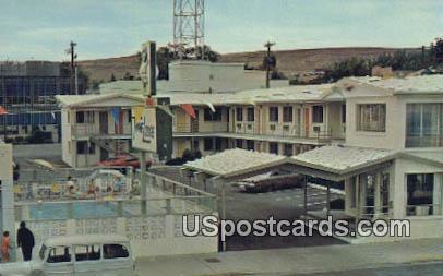 Ephrata Travelodge - Washington WA Postcard