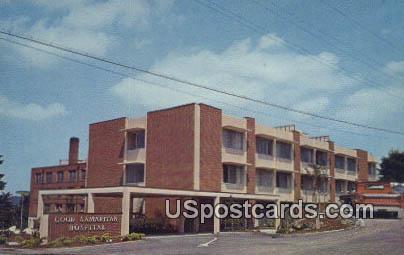 Good Samaritan Hospital - Puyallup, Washington WA Postcard