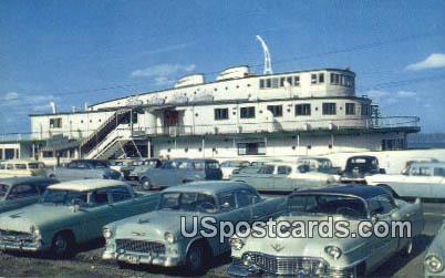 Top of the Ocean Old Town - Tacoma, Washington WA Postcard