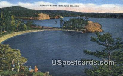 Rosario Beach - San Juan Islands, Washington WA Postcard