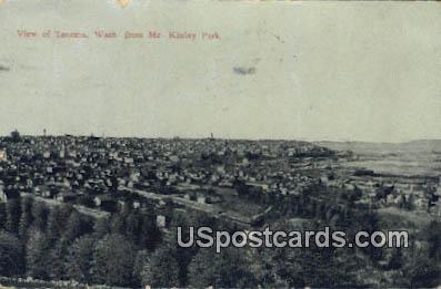 McKinley Park - Tacoma, Washington WA Postcard