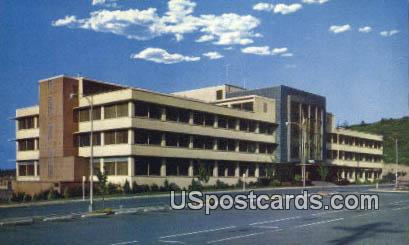 Administration Building, Public Utilities - Tacoma, Washington WA Postcard