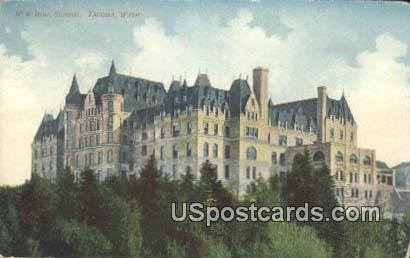 New High School - Tacoma, Washington WA Postcard