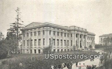 Exposition Seattle 1909 Fine Arts Palace - Washington WA Postcard