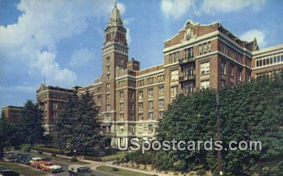 Providence Hospital - Seattle, Washington WA Postcard