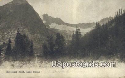 Horseshoe Basin - Lake Chelan, Washington WA Postcard