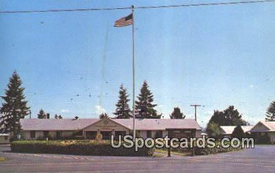 Veteran's Administration Hospital - Vancouver, Washington WA Postcard