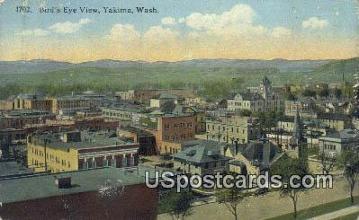 Yakima, WA Postcard      ;      Yakima, Washington