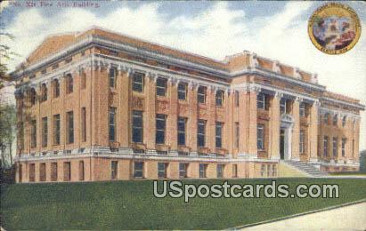 Exposition Seattle 1909 Fine Arts Building - Washington WA Postcard