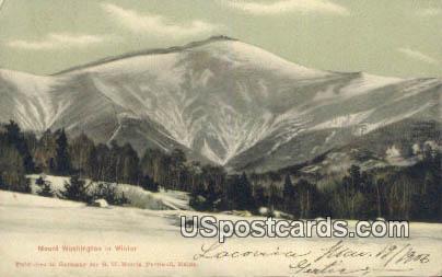 Mount Washington, Washington Postcard     ;      Mount Washington, WA - Mount Washington Postcards