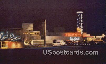 Crawford's Sea Grill - Seattle, Washington WA Postcard