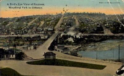 Fremont - Seattle, Washington WA Postcard