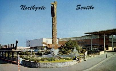 Northgate - Seattle, Washington WA Postcard