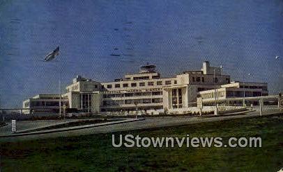 Seattle Tacoma International Airport - Washington WA Postcard