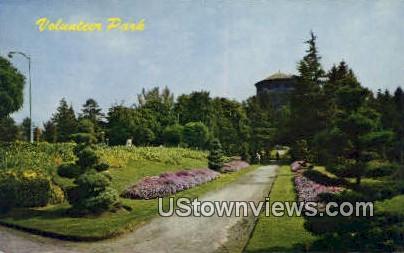 Volunteer Park - Seattle, Washington WA Postcard