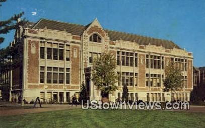 University of Washington Campus - Seattle Postcard
