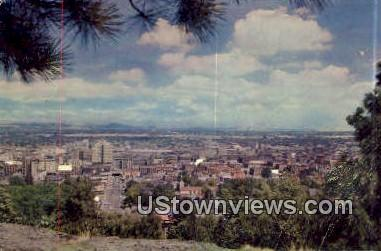 Great Inland Empire - Spokane, Washington WA Postcard