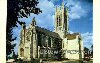 St John's Episcopal Cathedral - Spokane, Washington WA Postcard