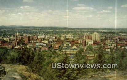 Spokane, Wash,     ;     Spokane, WA - Washington WA Postcard