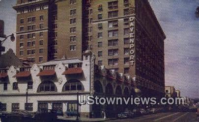 Davenport Hotel - Spokane, Washington WA Postcard