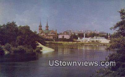 Gonzaga Unviersity - Spokane, Washington WA Postcard