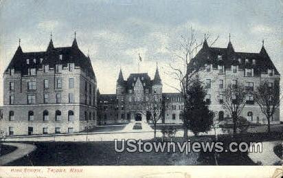 High School, Tacoma - Washington WA Postcard