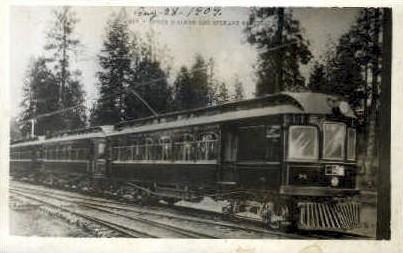 Reproduction - Cobur D'Alene - Spokane, Washington WA Postcard