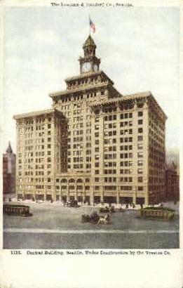 Lowman & Hartford Company - Seattle, Washington WA Postcard