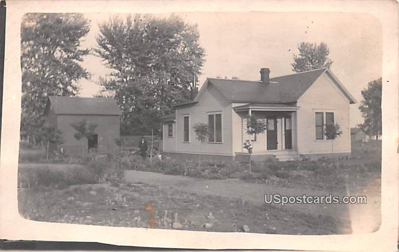 Uncle Dick's Home - Yakima, Washington WA Postcard