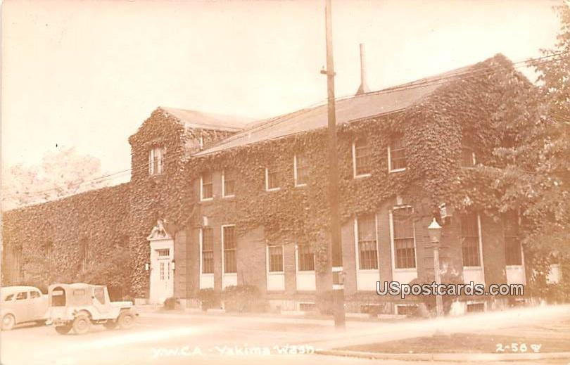 YWCA - Yakima, Washington WA Postcard