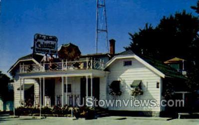 Jake Skall's Colonial Wonder Bar - Appleton, Wisconsin WI Postcard