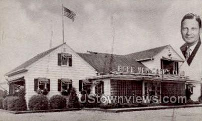 Babe van Camp's - Appleton, Wisconsin WI Postcard