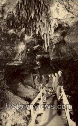 Cave Of The Mounds - Blue Mounds, Wisconsin WI Postcard